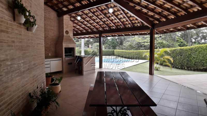Área Gourmet - Casa em Condomínio 4 Quartos À Venda Itatiba,SP - R$ 1.500.000 - FCCN40121 - 25