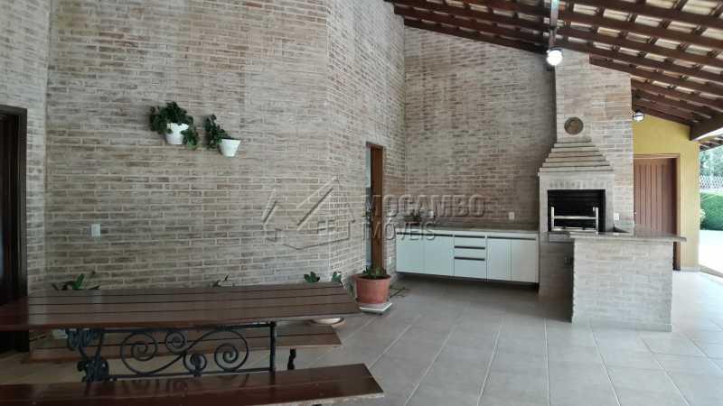 Área Gourmet - Casa em Condomínio 4 Quartos À Venda Itatiba,SP - R$ 1.500.000 - FCCN40121 - 24