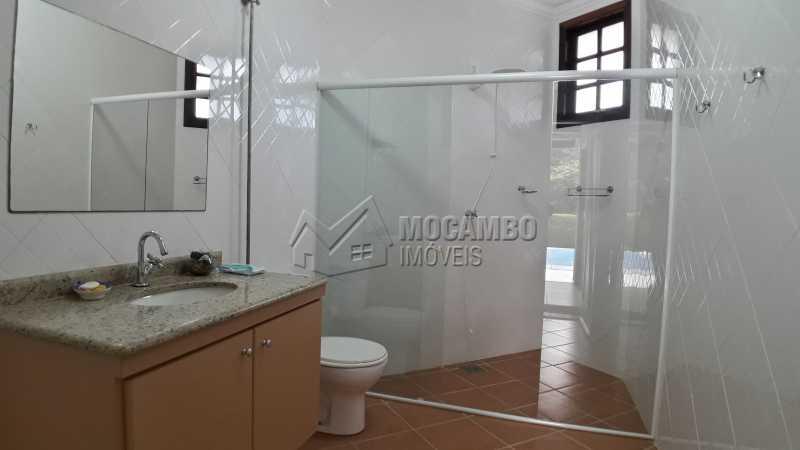 Banheiro Externo - Casa em Condomínio 4 Quartos À Venda Itatiba,SP - R$ 1.500.000 - FCCN40121 - 27