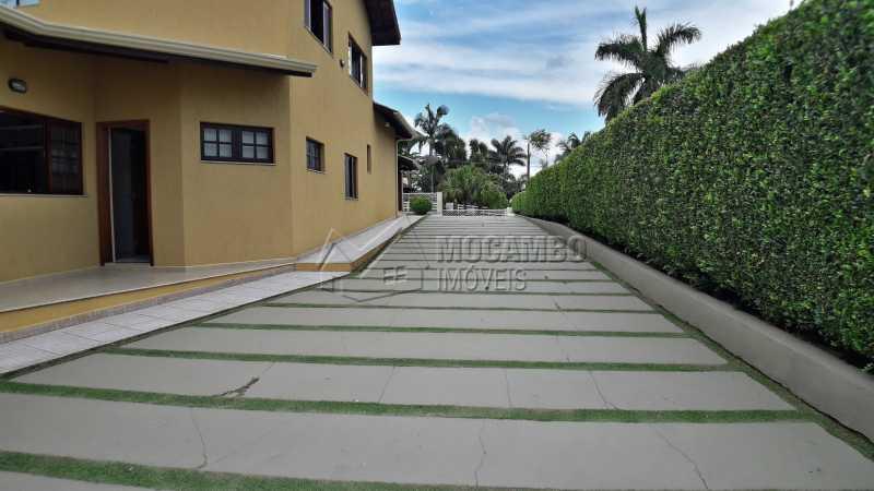 Área Lateral Externa - Casa em Condomínio 4 Quartos À Venda Itatiba,SP - R$ 1.500.000 - FCCN40121 - 30