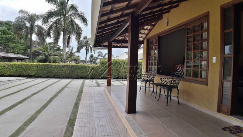 Varanda - Casa em Condomínio 4 Quartos À Venda Itatiba,SP - R$ 1.500.000 - FCCN40121 - 3