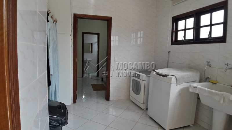 Lavanderia - Casa em Condomínio 4 Quartos À Venda Itatiba,SP - R$ 1.500.000 - FCCN40121 - 23