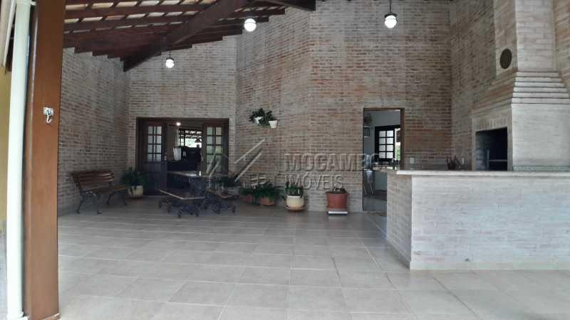 Área Gourmet - Casa em Condomínio 4 Quartos À Venda Itatiba,SP - R$ 1.500.000 - FCCN40121 - 26
