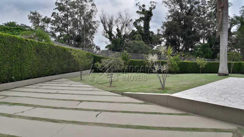Área Externa - Casa em Condomínio 4 Quartos À Venda Itatiba,SP - R$ 1.500.000 - FCCN40121 - 31