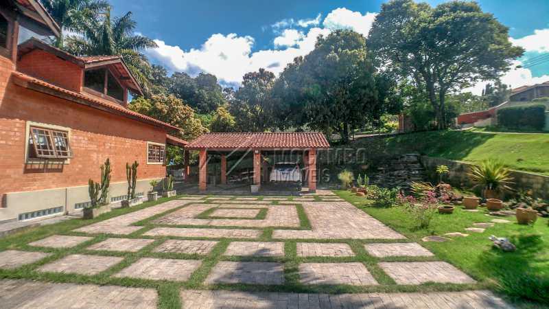 Capela do Barreiro - Casa em Condomínio 5 quartos à venda Itatiba,SP - R$ 1.300.000 - FCCN50027 - 4