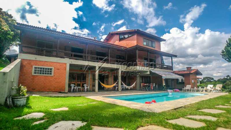 Capela do Barreiro - Casa em Condomínio 5 quartos à venda Itatiba,SP - R$ 1.300.000 - FCCN50027 - 3