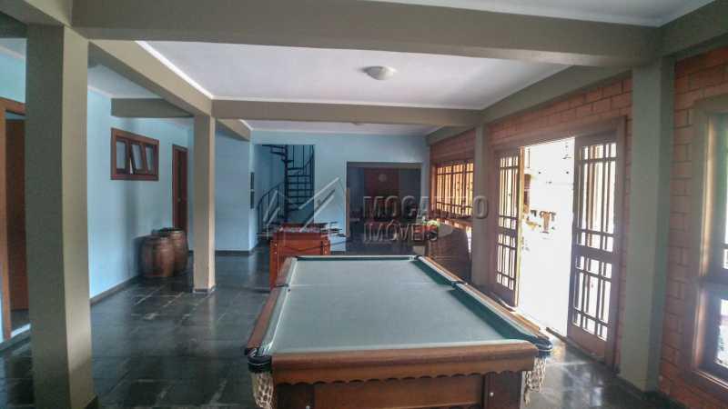 Capela do Barreiro - Casa em Condomínio 5 quartos à venda Itatiba,SP - R$ 1.300.000 - FCCN50027 - 21