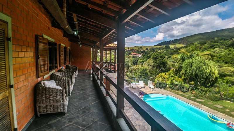 Capela do Barreiro - Casa em Condomínio 5 quartos à venda Itatiba,SP - R$ 1.300.000 - FCCN50027 - 6