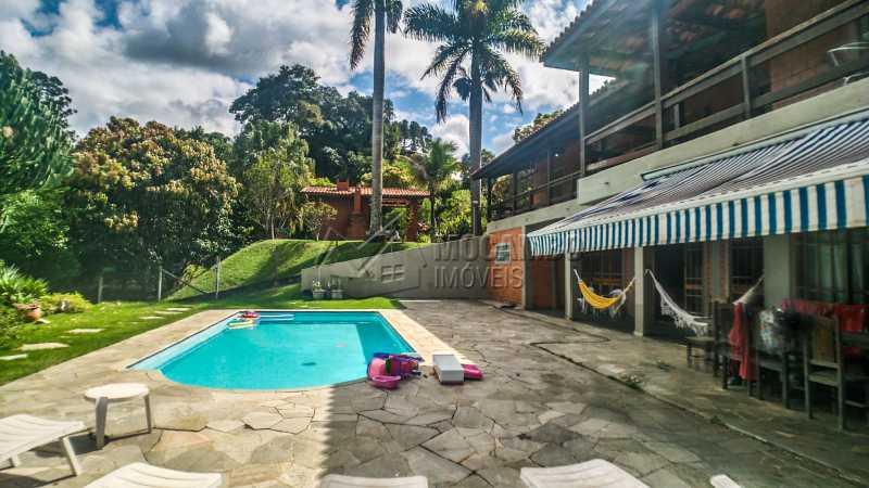 Capela do Barreiro - Casa em Condomínio 5 quartos à venda Itatiba,SP - R$ 1.300.000 - FCCN50027 - 16