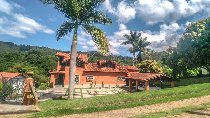 Capela do Barreiro - Casa em Condomínio 5 quartos à venda Itatiba,SP - R$ 1.300.000 - FCCN50027 - 22