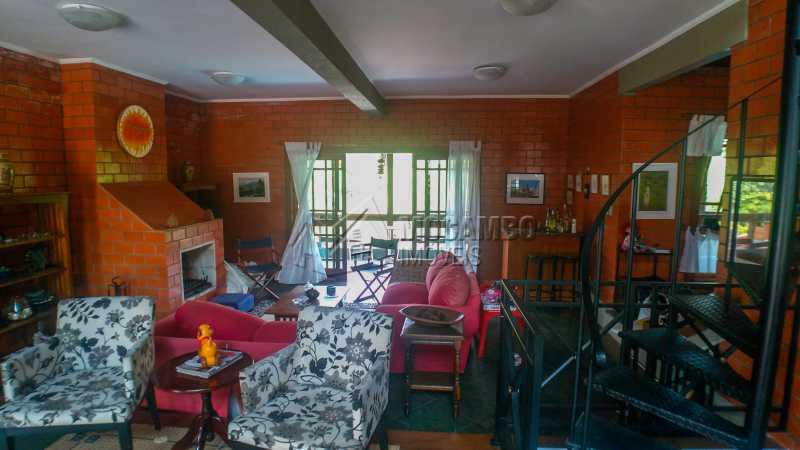 Capela do Barreiro - Casa em Condomínio 5 quartos à venda Itatiba,SP - R$ 1.300.000 - FCCN50027 - 11