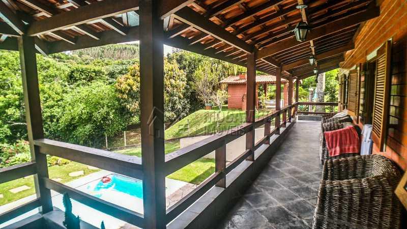 Capela do Barreiro - Casa em Condomínio 5 quartos à venda Itatiba,SP - R$ 1.300.000 - FCCN50027 - 7