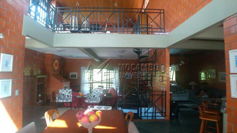 Capela do Barreiro - Casa em Condomínio 5 quartos à venda Itatiba,SP - R$ 1.300.000 - FCCN50027 - 12