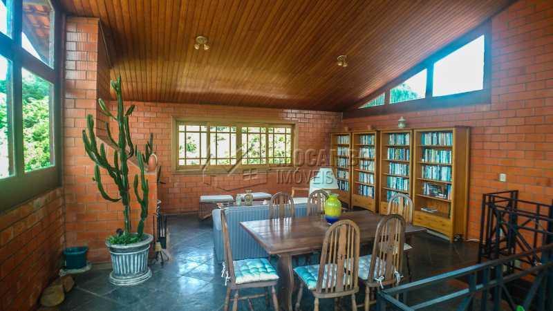 Capela do Barreiro - Casa em Condomínio 5 quartos à venda Itatiba,SP - R$ 1.300.000 - FCCN50027 - 10