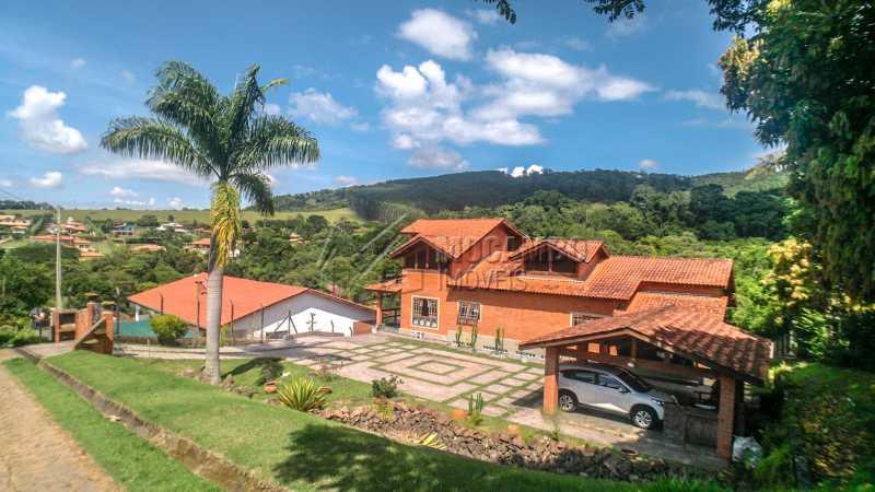 Capela do Barreiro - Casa em Condomínio 5 quartos à venda Itatiba,SP - R$ 1.300.000 - FCCN50027 - 1