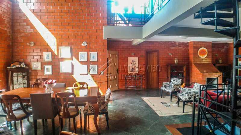 Capela do Barreiro - Casa em Condomínio 5 quartos à venda Itatiba,SP - R$ 1.300.000 - FCCN50027 - 13