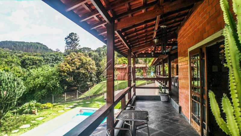 Capela do Barreiro - Casa em Condomínio 5 quartos à venda Itatiba,SP - R$ 1.300.000 - FCCN50027 - 5