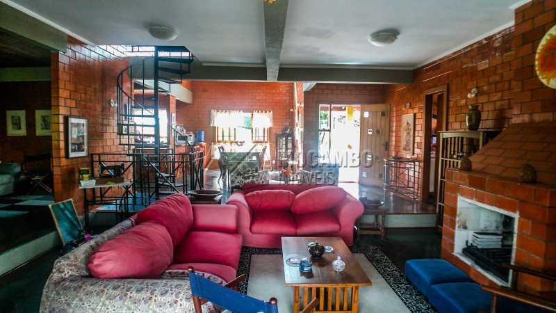 Capela do Barreiro - Casa em Condomínio 5 quartos à venda Itatiba,SP - R$ 1.300.000 - FCCN50027 - 8