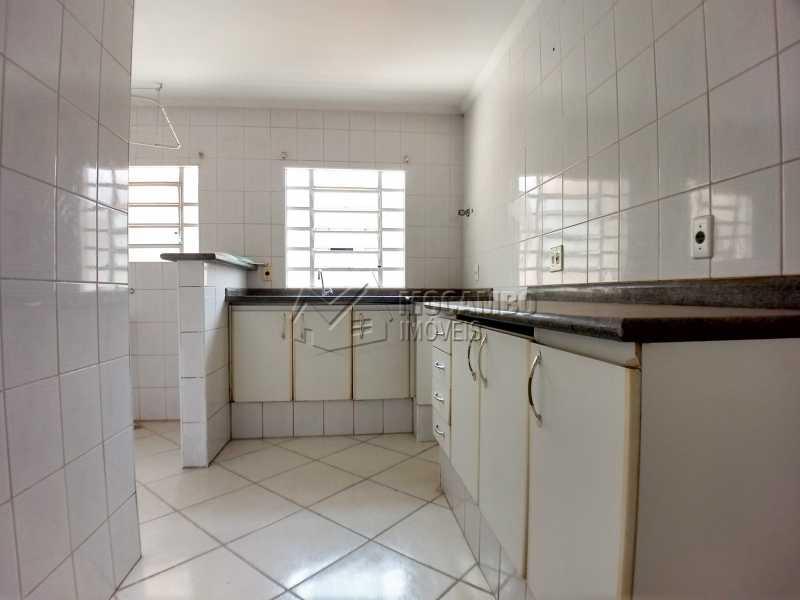 Cozinha - Apartamento Residencial Beija-Flor - Condomínio A , Itatiba, Residencial Beija Flor, SP Para Alugar, 2 Quartos, 55m² - FCAP20853 - 5