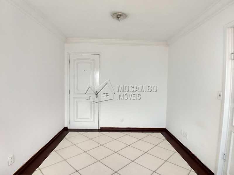 Sala - Apartamento Residencial Beija-Flor - Condomínio A , Itatiba, Residencial Beija Flor, SP Para Alugar, 2 Quartos, 55m² - FCAP20853 - 3