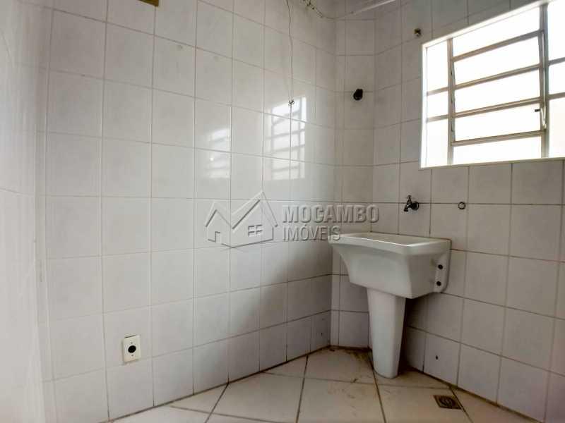 Área de Serviço - Apartamento Residencial Beija-Flor - Condomínio A , Itatiba, Residencial Beija Flor, SP Para Alugar, 2 Quartos, 55m² - FCAP20853 - 9