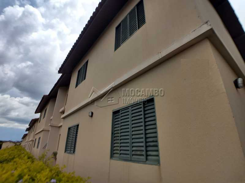 Fachada - Apartamento Residencial Beija-Flor - Condomínio A , Itatiba, Residencial Beija Flor, SP Para Alugar, 2 Quartos, 55m² - FCAP20853 - 11