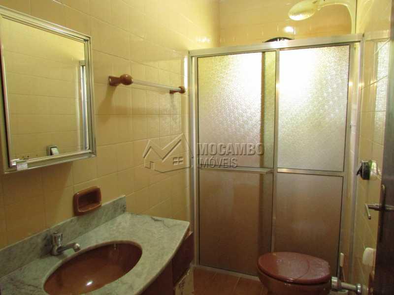 Banheiro social - Casa em Condominio Para Alugar - Itatiba - SP - Ville Chamonix - FCCN30370 - 7