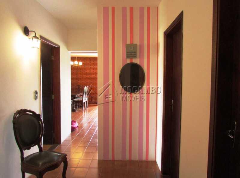 Sala/dormitórios - Casa em Condominio Para Alugar - Itatiba - SP - Ville Chamonix - FCCN30370 - 6