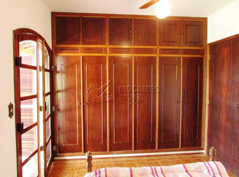 Dormitório 1  - Casa em Condominio Para Alugar - Itatiba - SP - Ville Chamonix - FCCN30370 - 8