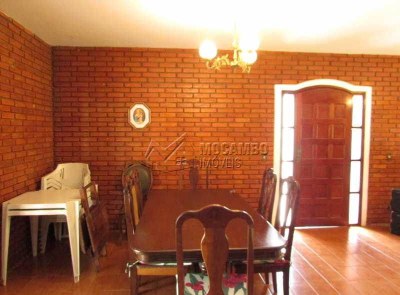 Sala de jantar - Casa em Condominio Para Alugar - Itatiba - SP - Ville Chamonix - FCCN30370 - 3