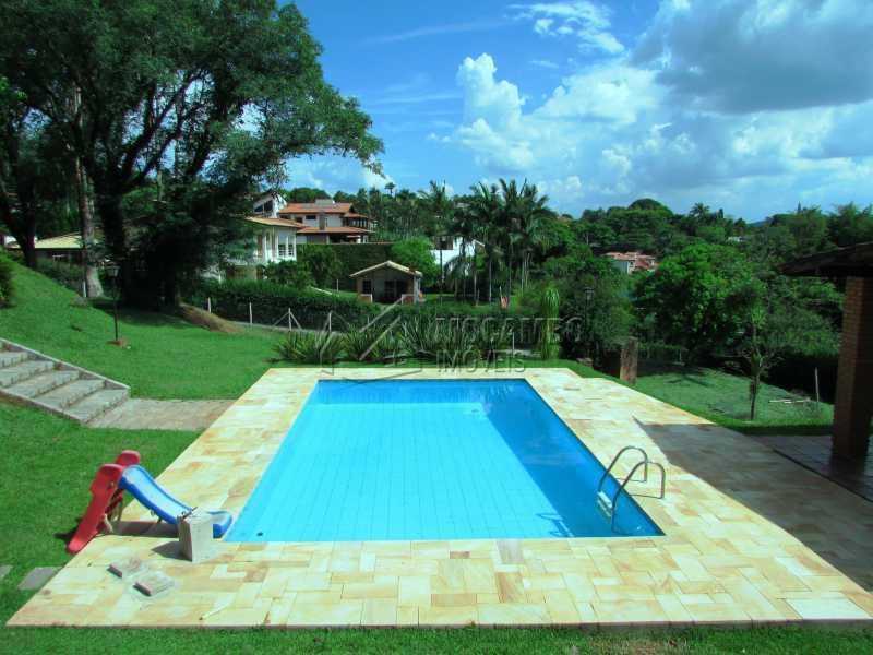 Piscina - Casa em Condominio Para Alugar - Itatiba - SP - Ville Chamonix - FCCN30370 - 15
