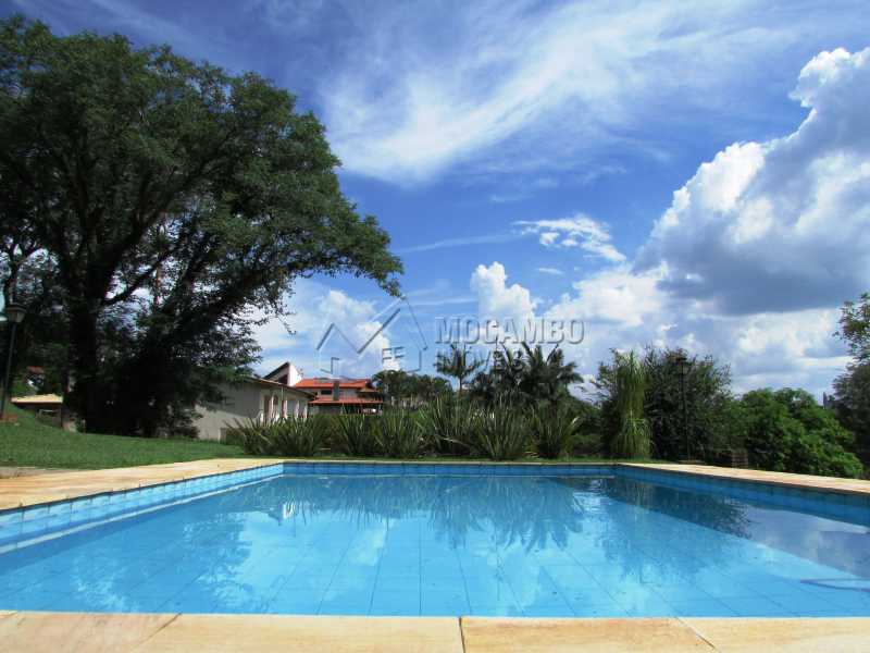 Piscina - Casa em Condominio Para Alugar - Itatiba - SP - Ville Chamonix - FCCN30370 - 16