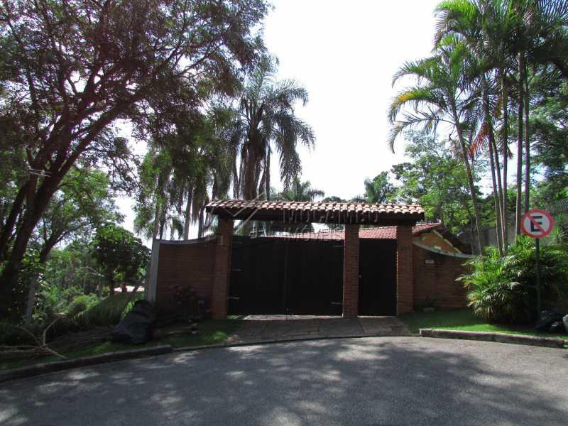 Entrada - Casa em Condominio Para Alugar - Itatiba - SP - Ville Chamonix - FCCN30370 - 18