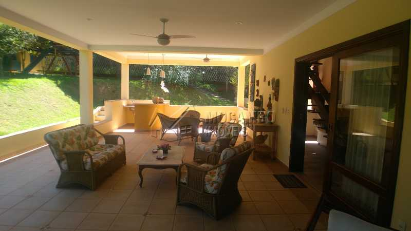 Condomínio Capela do Barreiro - Casa em Condominio À Venda - Itatiba - SP - Capela do Barreiro - FCCN50029 - 13