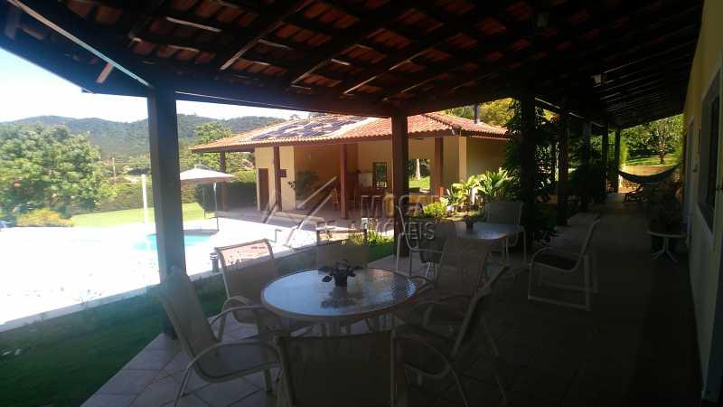 Condomínio Capela do Barreiro - Casa À Venda no Condomínio Capela do Barreiro - Capela do Barreiro - Itatiba - SP - FCCN50029 - 12