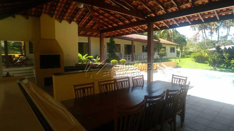 Condomínio Capela do Barreiro - Casa em Condominio À Venda - Itatiba - SP - Capela do Barreiro - FCCN50029 - 8