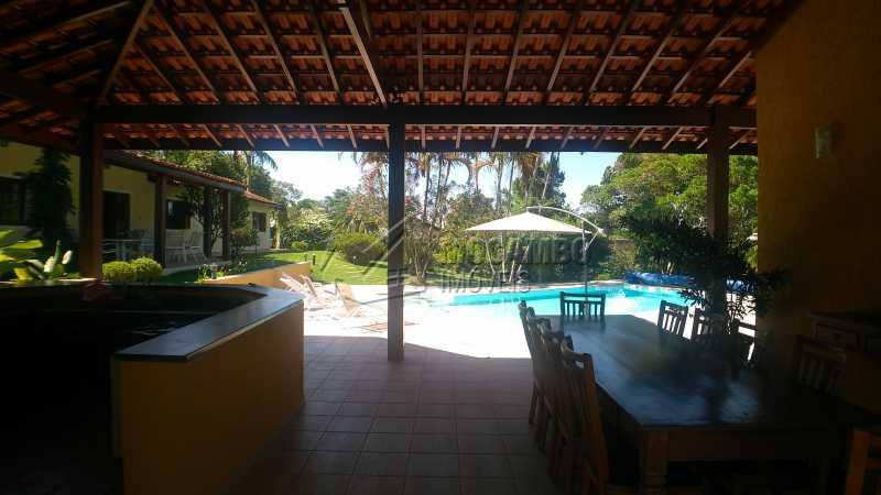 Condomínio Capela do Barreiro - Casa em Condominio À Venda - Itatiba - SP - Capela do Barreiro - FCCN50029 - 9