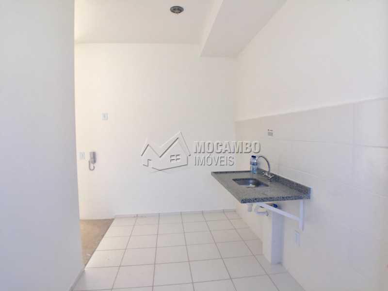 Cozinha  - Casa em Condominio À Venda - Itatiba - SP - Jardim Ester - FCCN20025 - 5