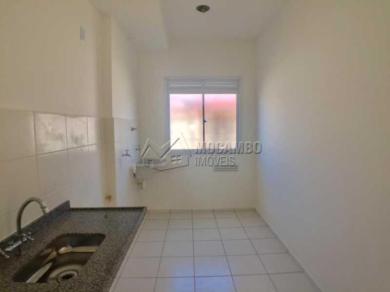 Cozinha  - Casa em Condominio À Venda - Itatiba - SP - Jardim Ester - FCCN20025 - 6
