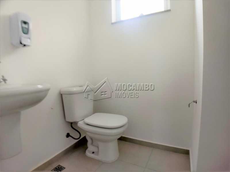 Banheiro Social 2 - Sala Comercial Para Alugar no Condomínio Edifício Office Center - Centro - Itatiba - SP - FCSL00169 - 6