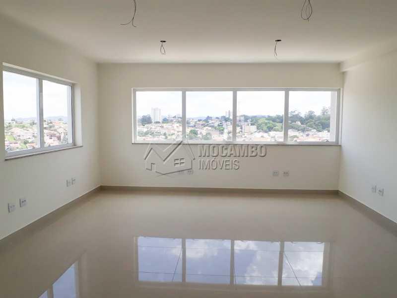 Sala - Sala Comercial Para Alugar no Condomínio Edifício Office Center - Centro - Itatiba - SP - FCSL00169 - 1