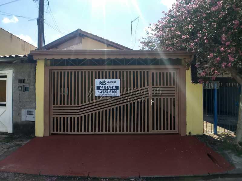 Fachada - Casa 3 quartos à venda Itatiba,SP - R$ 300.000 - FCCA31163 - 1