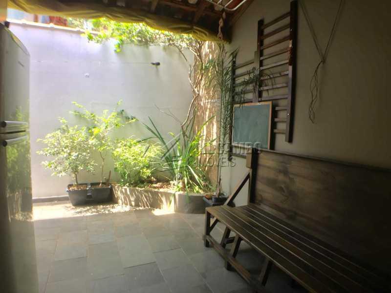 Quintal - Casa 3 quartos à venda Itatiba,SP - R$ 380.000 - FCCA31164 - 14