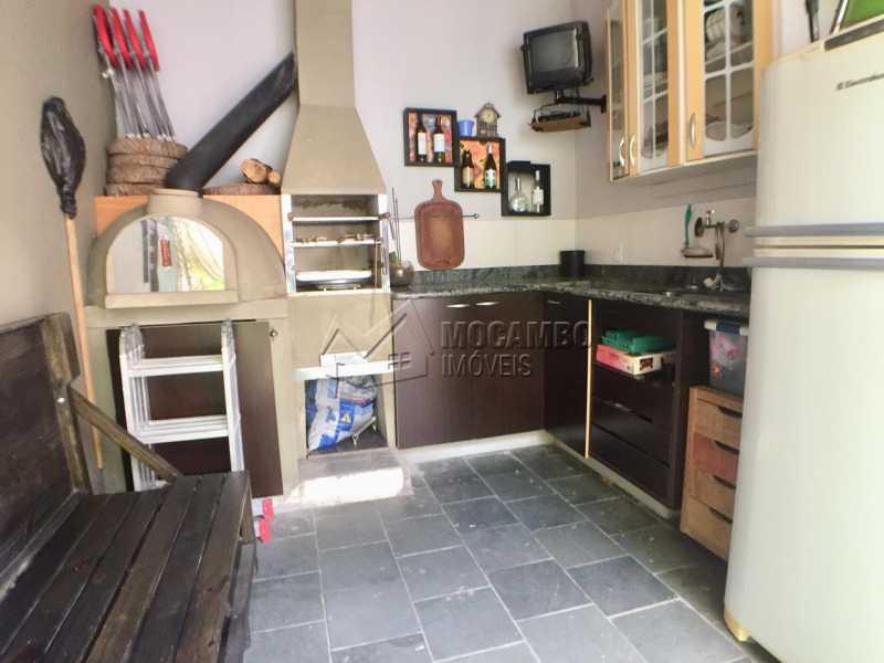 Churrasqueira  - Casa 3 quartos à venda Itatiba,SP - R$ 380.000 - FCCA31164 - 15