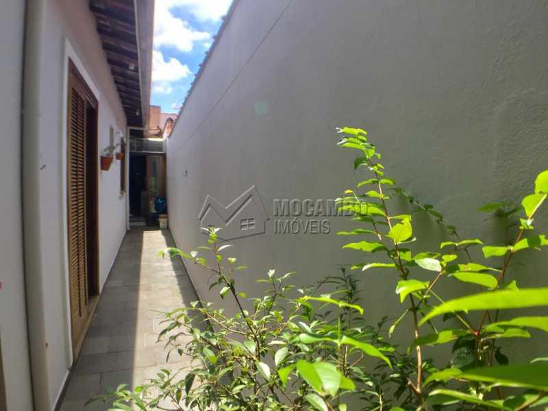 Corredor externo  - Casa 3 quartos à venda Itatiba,SP - R$ 380.000 - FCCA31164 - 13