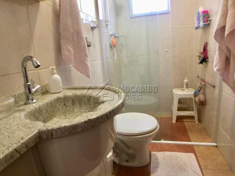 Banheiro Social  - Casa 3 quartos à venda Itatiba,SP - R$ 380.000 - FCCA31164 - 11