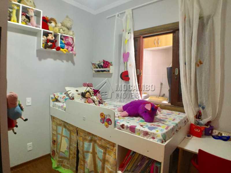Dormitório  - Casa 3 quartos à venda Itatiba,SP - R$ 380.000 - FCCA31164 - 7