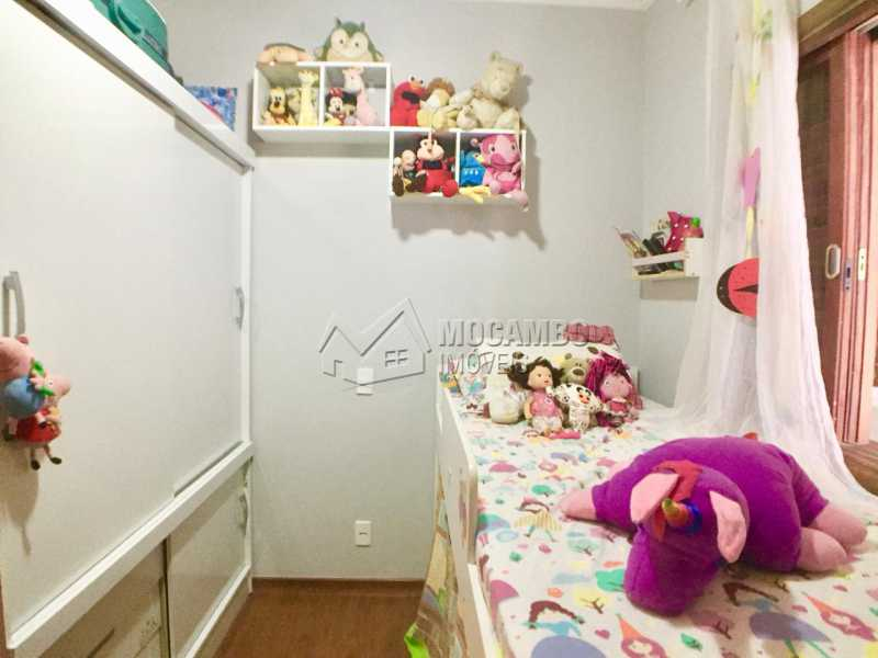 Dormitório  - Casa 3 quartos à venda Itatiba,SP - R$ 380.000 - FCCA31164 - 8