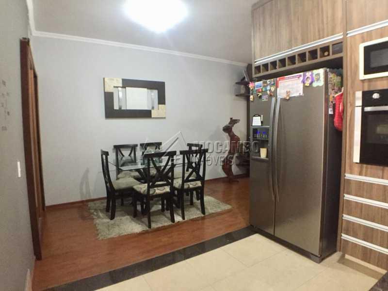 Cozinha  - Casa 3 quartos à venda Itatiba,SP - R$ 380.000 - FCCA31164 - 6