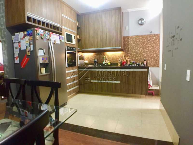 Cozinha - Casa 3 quartos à venda Itatiba,SP - R$ 380.000 - FCCA31164 - 5
